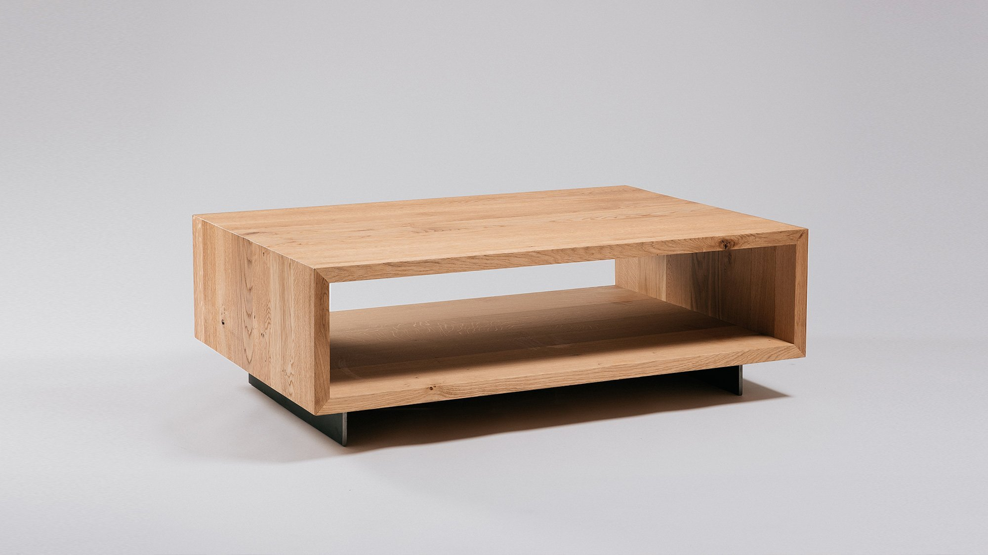 Muebles a medida muebles de dise o bois et fer - Muebles hierro y madera ...